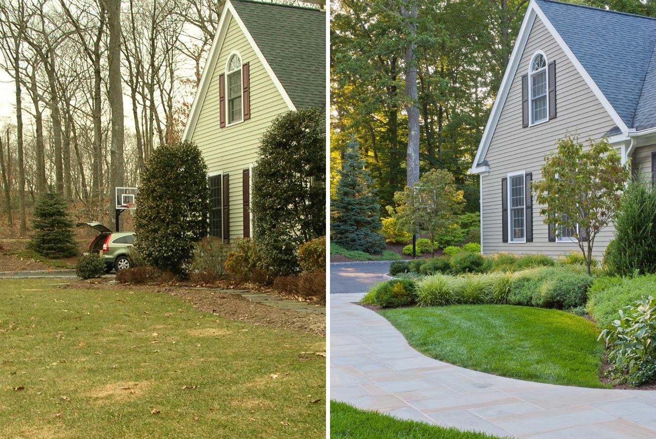The LaurelRock Company | Walkway Transformation